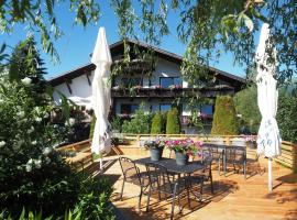 Haus Brabant, self catering accommodation in Ehrwald