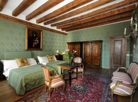 Relais Alberti, hotell i Venedig-Lido