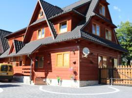 "Pokoje Gościnne ""U Ani"", hotel near Male Ciche Ski Lift, Male Ciche"