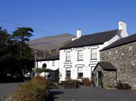 The Crown Inn, inn in Coniston
