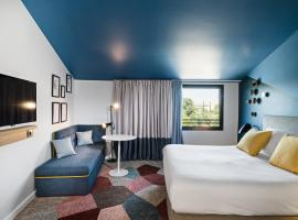 Golden Tulip Aix en Provence、エクス・アン・プロヴァンスのホテル
