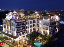 Suvarnabhumi Suite Hotel, hotel a Lat Krabang