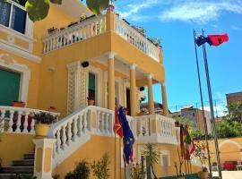 HOTEL VILA 15 - CENTER, hotel in Tirana
