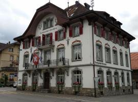 Landgasthof Hirschen Plaffeien, Hotel in der Nähe von: Forum Fribourg, Plaffeien