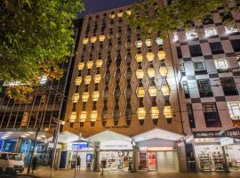 Quest On Lambton Serviced Apartments, apartment in Wellington