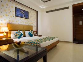 Hotel Krishna Deluxe -Hygienic and comfy stay, boutique hotel in New Delhi