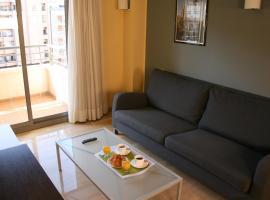 Suites Independencia - Abapart, hotel in Barcelona