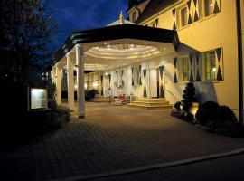 Hotel-Restaurant Arneggers Adler, Hotel in der Nähe von: Hauptbahnhof Pforzheim, Tiefenbronn