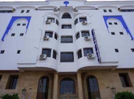 Hotel Zelis, hotel en Asilah