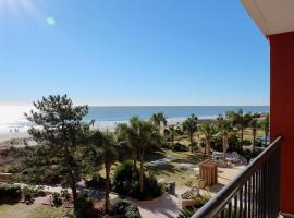 Beach Colony Ocean Front Executive Suite, vacation rental in Myrtle Beach