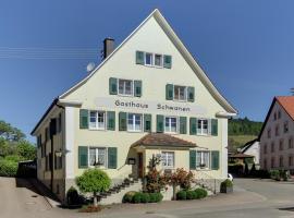 Gasthaus Schwanen, Hotel in Stühlingen