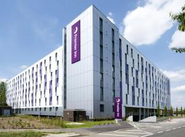 Premier Inn Heathrow Airport Terminal 4, hotel perto de Aeroporto de Londres - Heathrow - LHR, Hillingdon