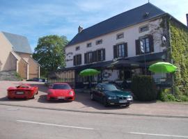 Auberge du Morvan, hôtel à Alligny-en-Morvan