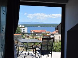 Luxury Apartments Otia, hotel in Porat