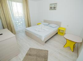 Glam Boutique Hotel, hotel in Eforie Nord