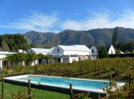 The Vineyard Country House, hotel in Montagu
