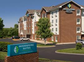 WoodSpring Suites Kansas City Lenexa, hôtel à Lenexa