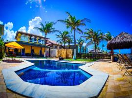 Suites Sol & Mar, hotel in Porto De Galinhas