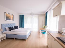 Ava Apartamenty, apartment in Niechorze