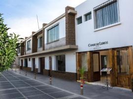 Conde de Lemos Arequipa, accessible hotel in Arequipa
