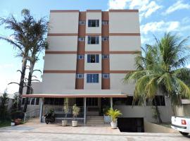 Hotel Galli, hotel em Campo Grande