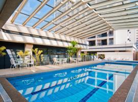 eSuítes Congonhas by Atlantica, hotel in São Paulo