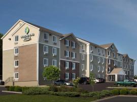 WoodSpring Suites Kansas City Mission, hôtel à Merriam