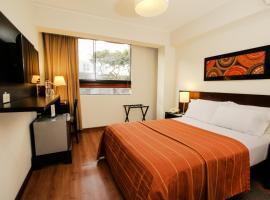 Girasoles Hotel, hôtel à Lima