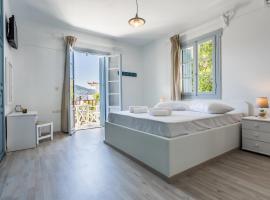 Studios Andromache, vacation rental in Skopelos Town