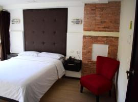 Hotel Imperial, hotel em Ambato