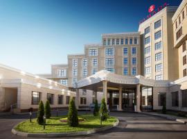 Ramada by Wyndham Almaty, hotel in Almaty