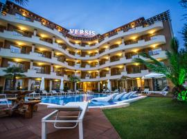 Boutique Apart Hotel Versis, serviced apartment in Sunny Beach