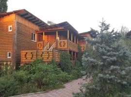 Центр Здоровья Топаз, отель в Таганроге
