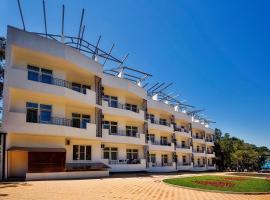 Санаторий Жемчужина Моря, отель в Кабардинке