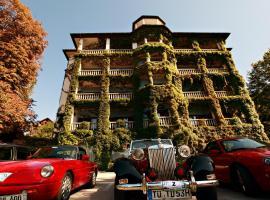Garni Hotel Jadran - Sava Hotels & Resorts, hotel in Bled