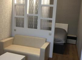 Apartment on Rozhdestvenskaya, hotel near Ice Stadium Mytischi, Mytishchi