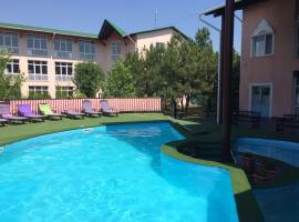Hotel Allians, отель в Коблеве