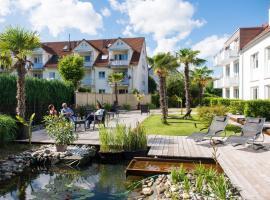 Hotel Volapük, hotel in Konstanz