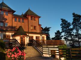 Hotel Veitsberg-Vitkova Hora, hotel in Karlovy Vary