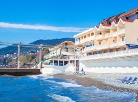 Сон у моря, отель в Сочи