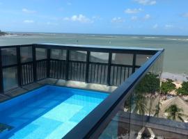 Otimo AP na Pajucara, hotel with pools in Maceió