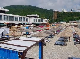 SunRise Hotel, hotel in Nebug