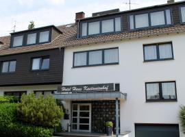 Haus Kastanienhof, hotel near Forum City Mülheim, Mülheim an der Ruhr