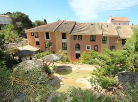 Hotel Residence Les Medes, family hotel in Porquerolles