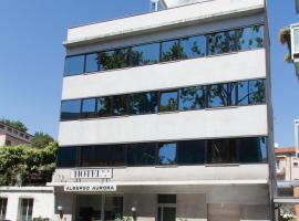 Hotel Aurora, hotel en Mestre