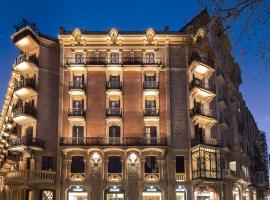 Monument Hotel, hotel de 5 estrellas en Barcelona