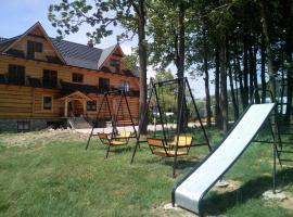Apartamenty i pokoje Willa Elita, homestay in Kościelisko