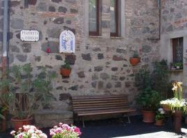 Casa del Ciliegio, villa in Radicofani