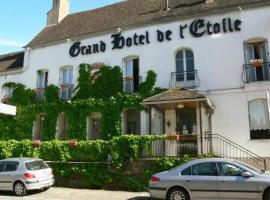 Grand Hotel de l'étoile, hotel near Senonais Golf Course, Courtenay