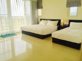 台東都蘭大姆灣民宿,東河鄉的飯店